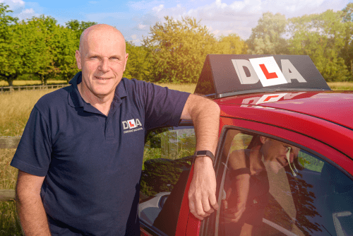 DLA Driving School Instructor