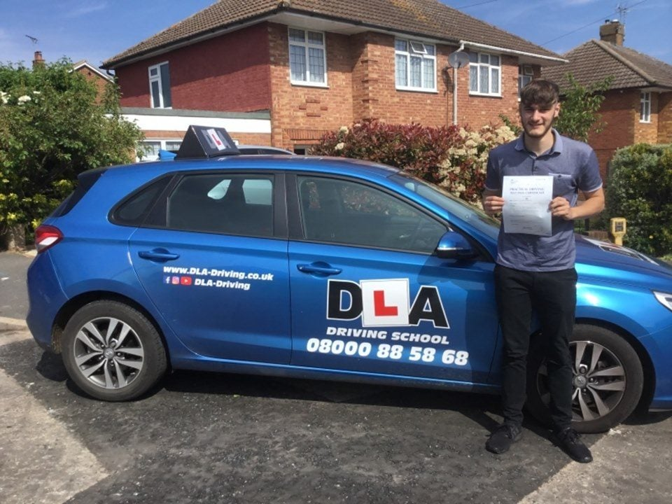 Adam Perch Customer Review Driving Lessons