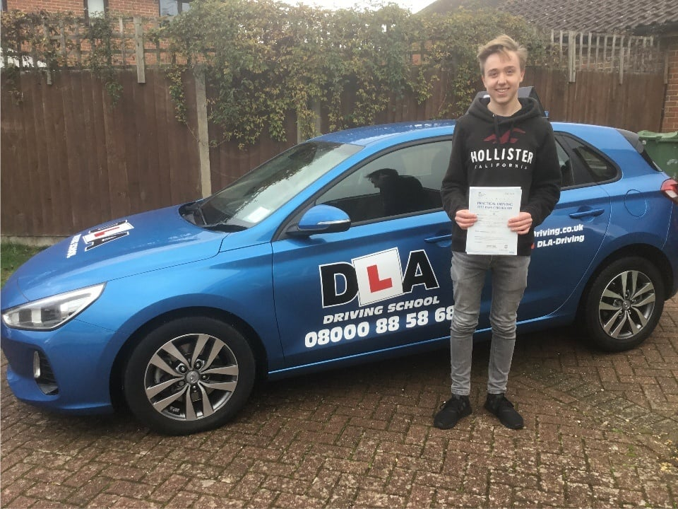 Alex Watts  Customer Review Driving Lessons