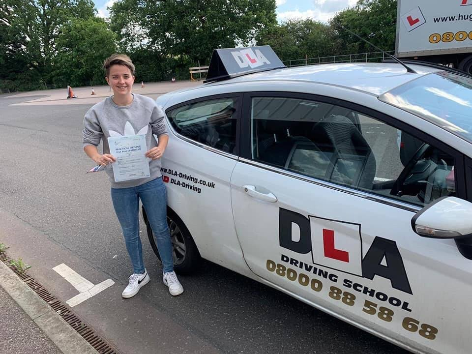 Becca Cray Customer Review Driving Lessons