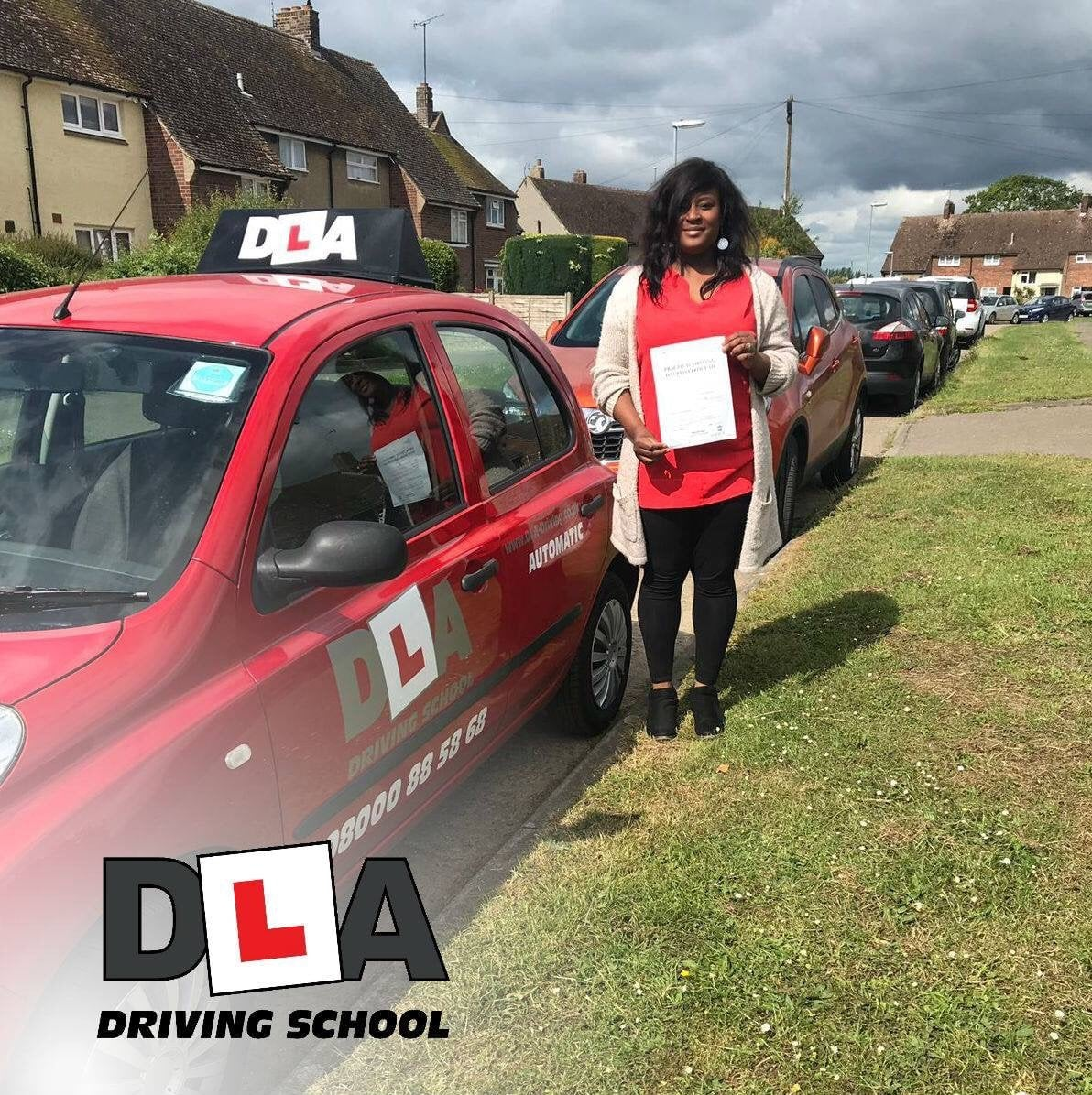 Charlene Customer Review Driving Lessons