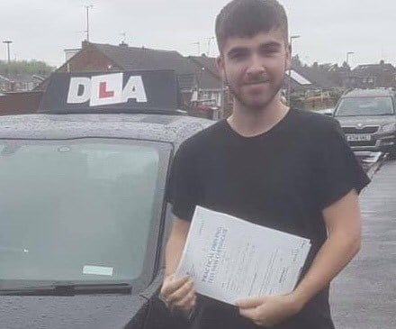 Connor Customer Review Driving Lessons