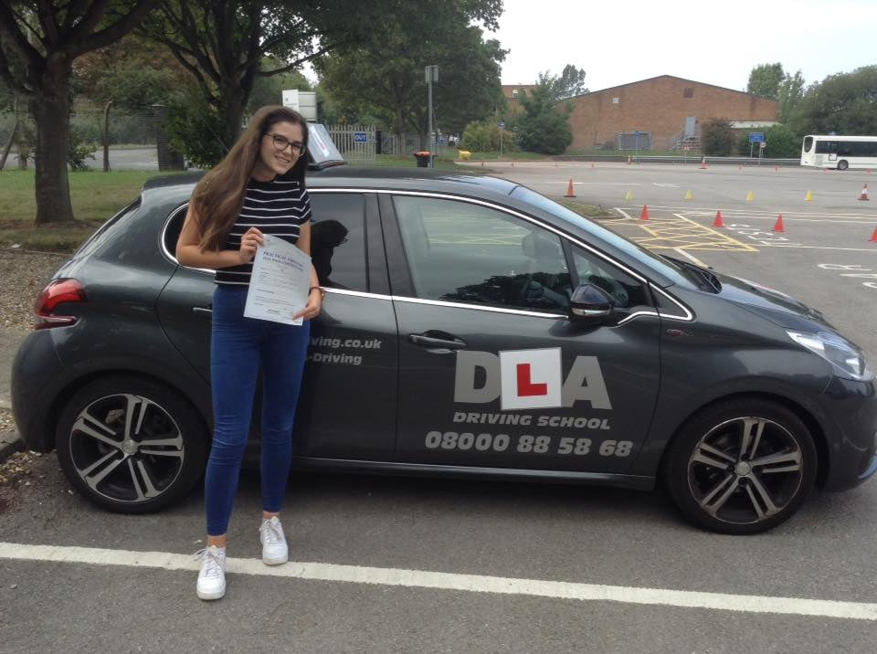 Emily Vardon Customer Review Driving Lessons