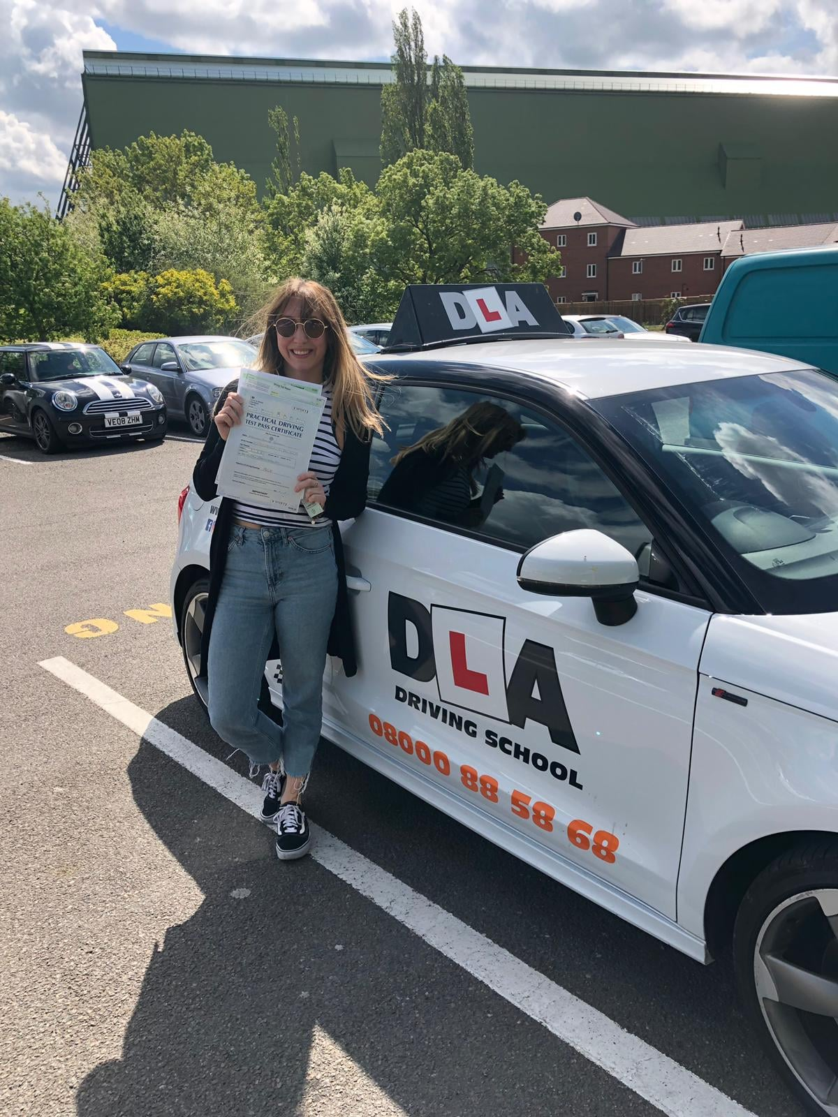 Hannah Gordon Customer Review Driving Lessons