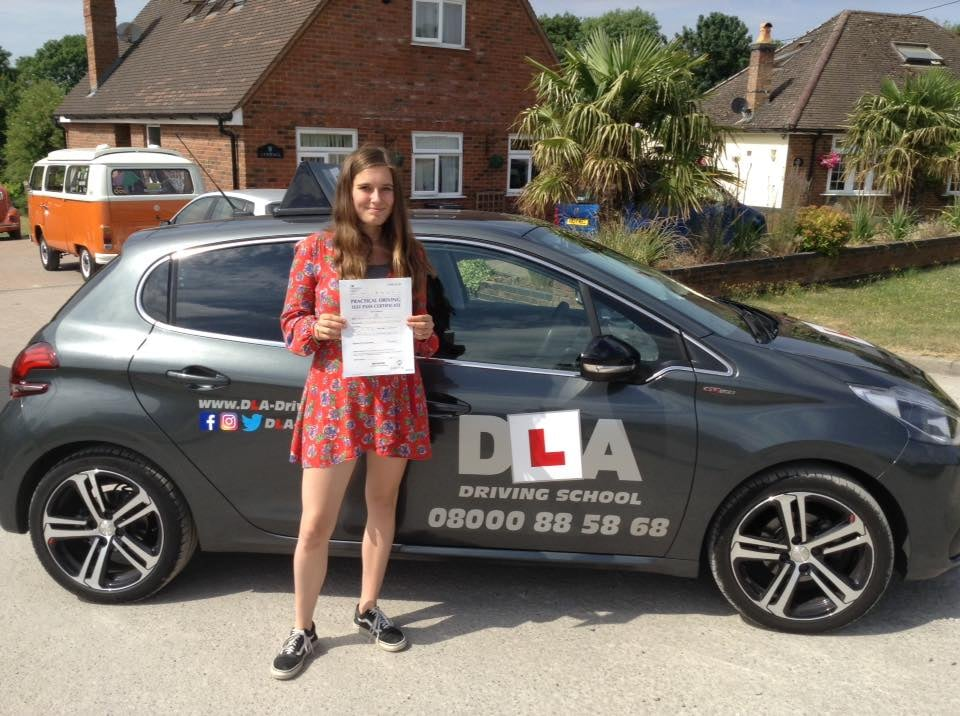 Kucy Cooke Customer Review Driving Lessons