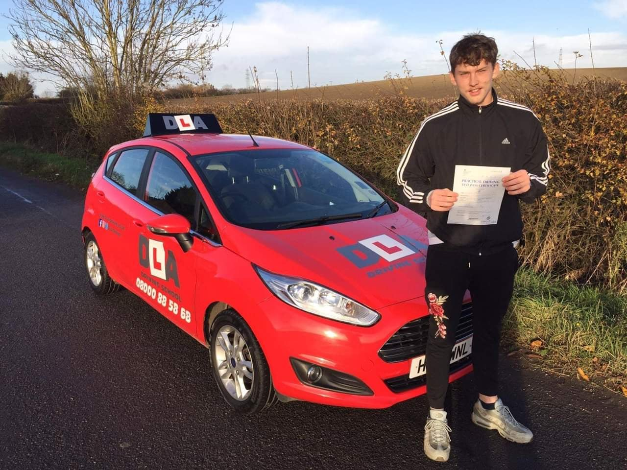 Owen Roskilly Customer Review Driving Lessons
