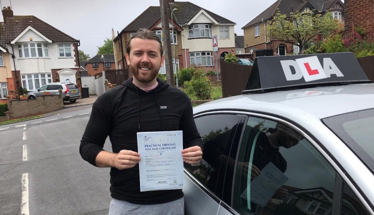 Ryan Higgins Customer Review Driving Lessons