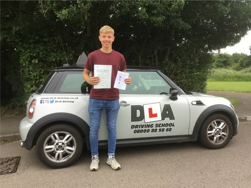 Sean Foster Customer Review Driving Lessons