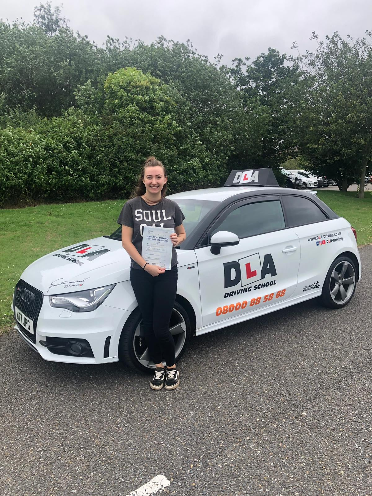 Customer Review Driving Lessons