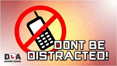 Don't Get Distracted<